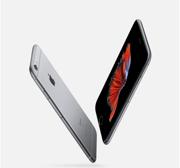 【สเปซเกรย์/ทอง/โรสโกลด์】ไอโฟน6S พลัสมือสอง