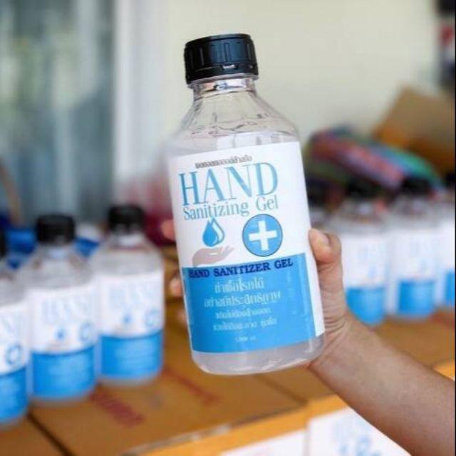 เจลล้างมือ 1000 ml (hand sanitizer)