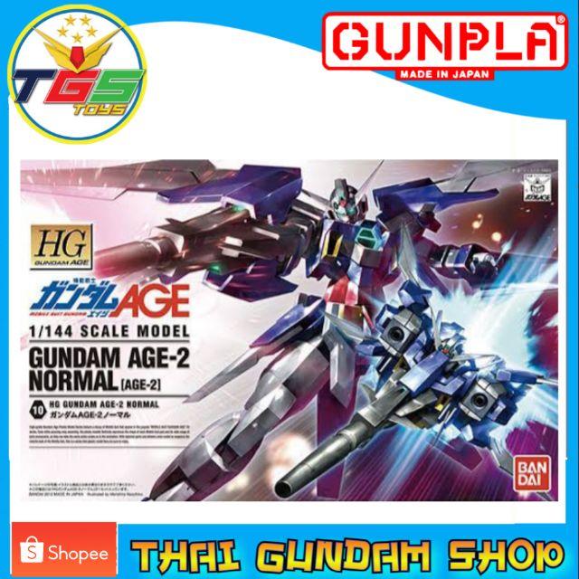 ⭐TGS⭐HG Gundam AGE-2 Normal (BANDAI)(AGE)