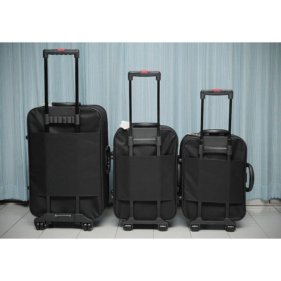 กระเป๋าล้อลาก กระเป๋าลาก กระเป๋าเดินทางล้อลาก กระเป๋าเดินทาง [ BRM ] ถูกที่สุด กระเป๋าเดินทาง ล้อลาก ขนาด 18 - 20 นิ้ว ก