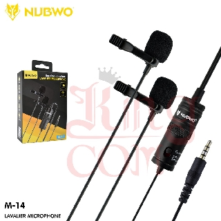 Review NUBWO MICROPHONE รุ่น M-14