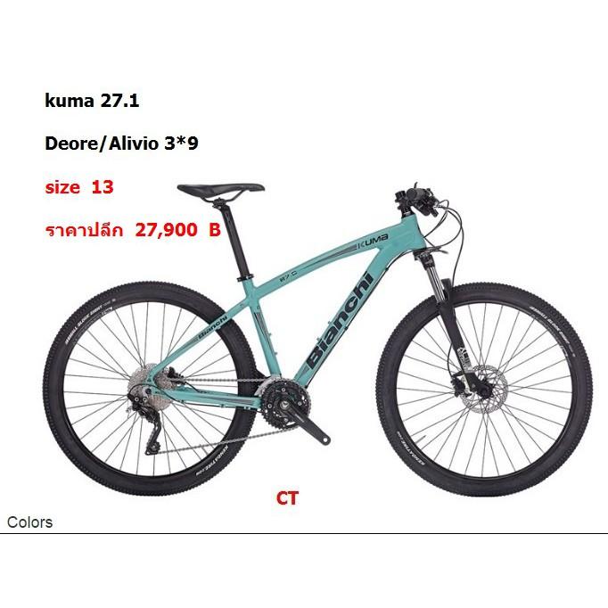 Bianchi Kuma 27.1