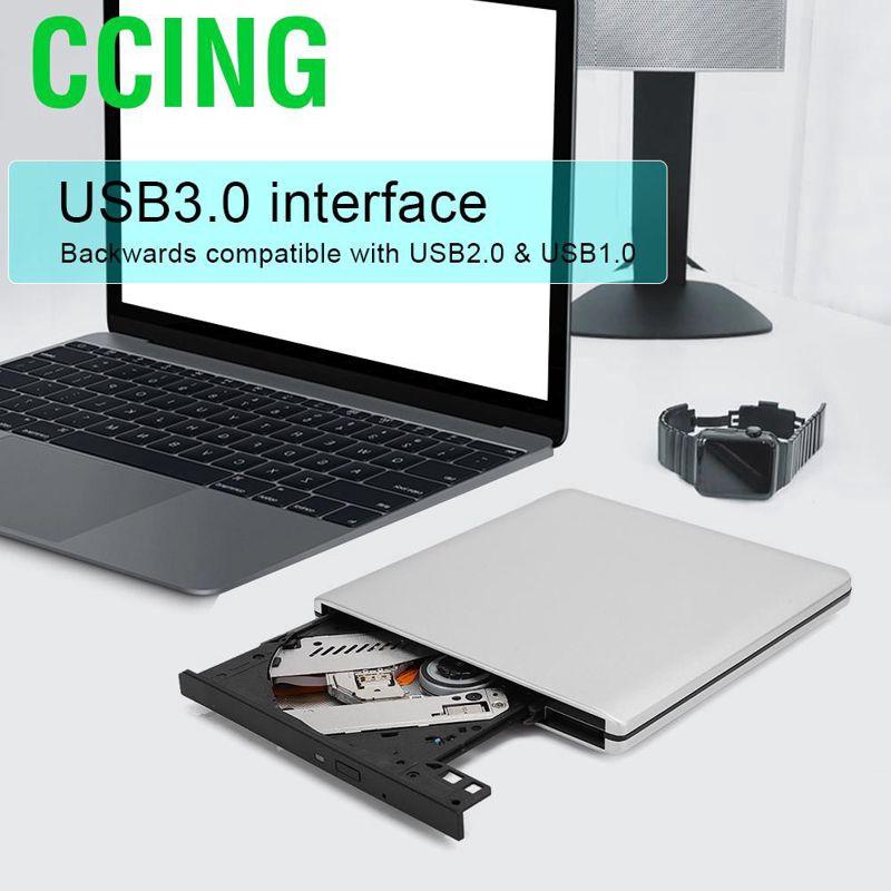 อุปกรณ์เสริมคอมพิวเตอร์ Usb 3 . 0 3 D 4 K Blu - Ray External Optical Drive Dvd Burner สําหรับ Windows 8