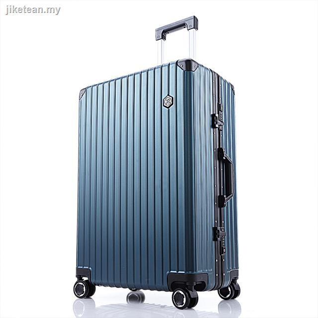 กระเป๋าเดินทางแบบมีล้อเลื่อน 24 นิ้ว
