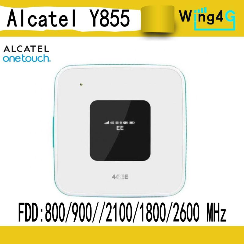 Find Price Unlock LTE FDD 150Mbps Alcatel Y855 Portable 4G
