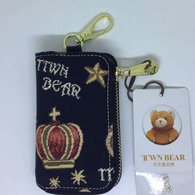 กระเป๋าสำหรับเก็บกุญแจ TTWN BEAR