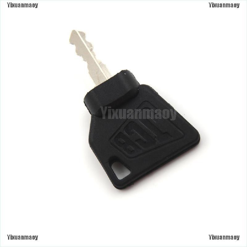 2X Equipment Ignition Key for Switch Starter JCB 3CX Parts Digger Plant Keys  X