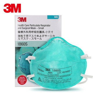 20 Masks Influenza Adults 3m Women Men Saliva 1860 Antiviral Medical Respirator For Particulate Pieces