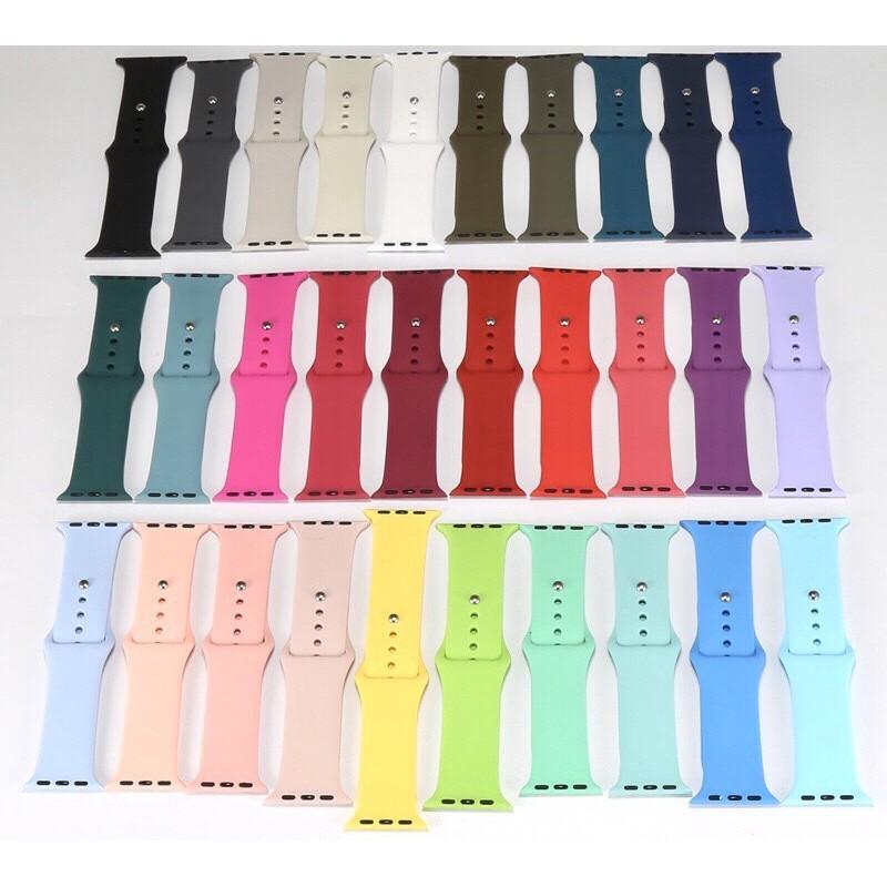 สายapplewatch สายนาฬิกา SE Series 6/5/4/3/2/1 ขนาด 38mm/40mm/42mm/44mm
