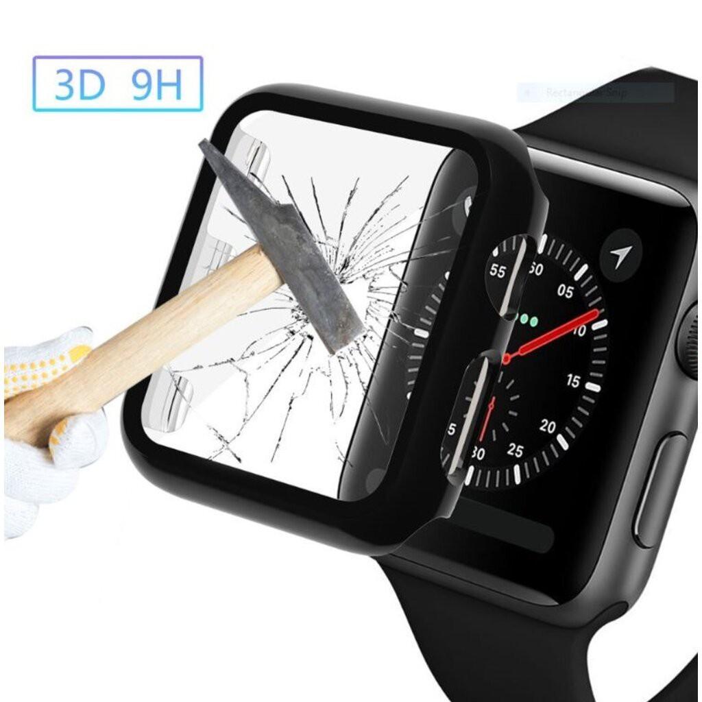 เคส applewatch เคสฟิลม์กระจก คลุมรอบตัวapple watch