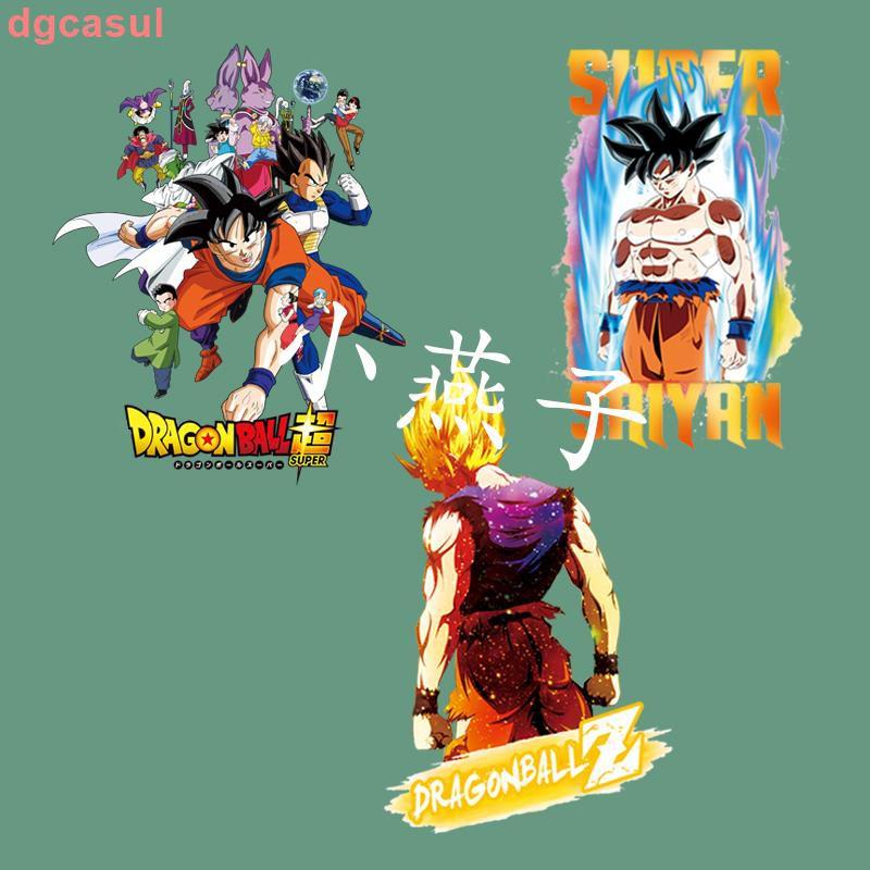 เสื้อกันหนาวพิมพ์ลาย Dragonball Goku J 52