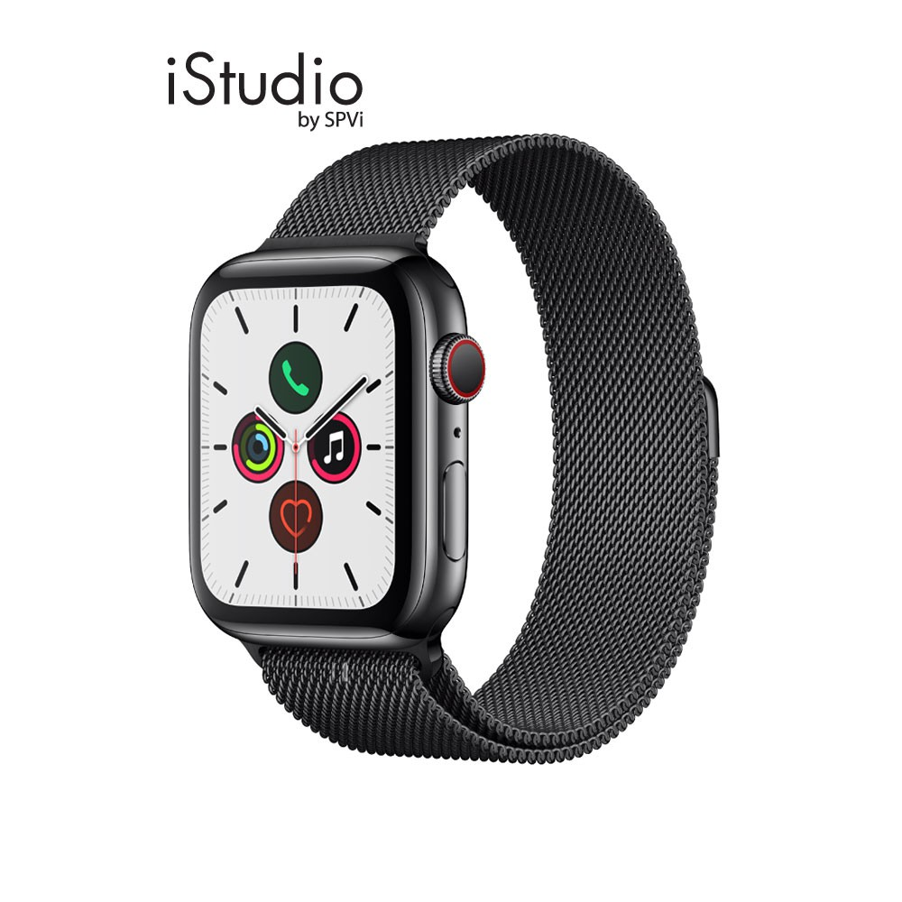 APPLE WATCH S5 GPS + CELLULAR (STAINLESS CASE WITH MILANESE LOOP) แอปเปิลวอทช์