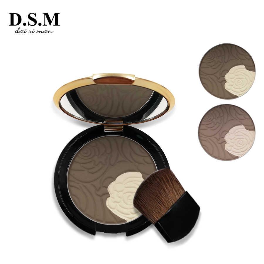 D S M Bronzer Powder 2 Colors Makeup