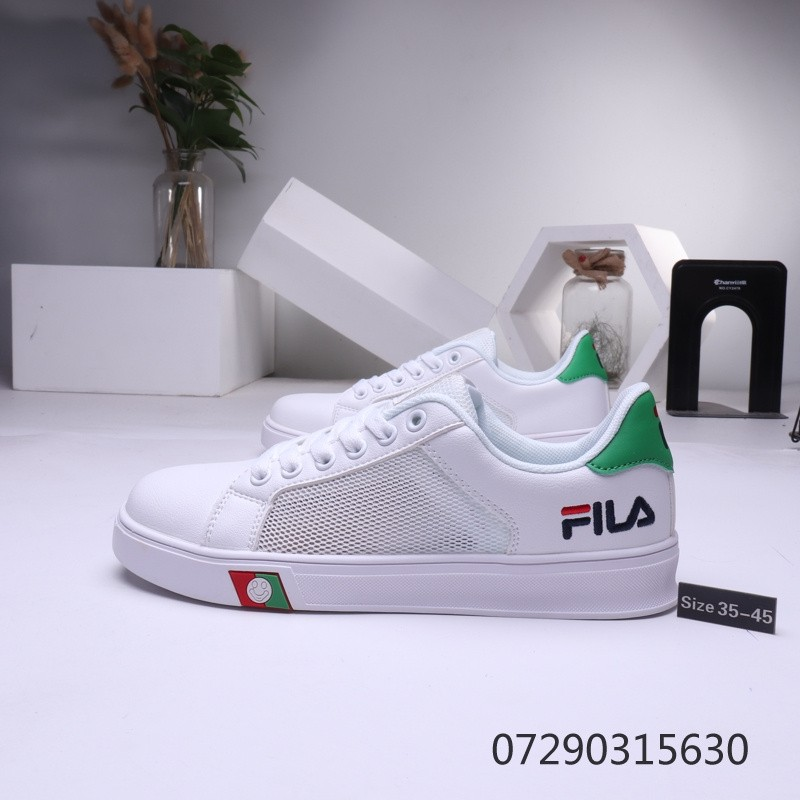 FILA รองเท้าวิ่งระบายอากาศ รองเท้ากีฬา รองเท้าแบน รองเท้าสตรี103