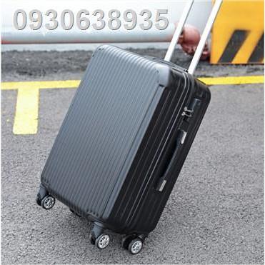 ™▫กระเป๋าเดินทาง กระเป๋าเดินทางล้อลาก กระเป๋าล้อลาก กระเป๋าใส่ของล้อลาก 20/24 นิ้ว วัสดุ ABS + PC แข็งแรง ทนทาน