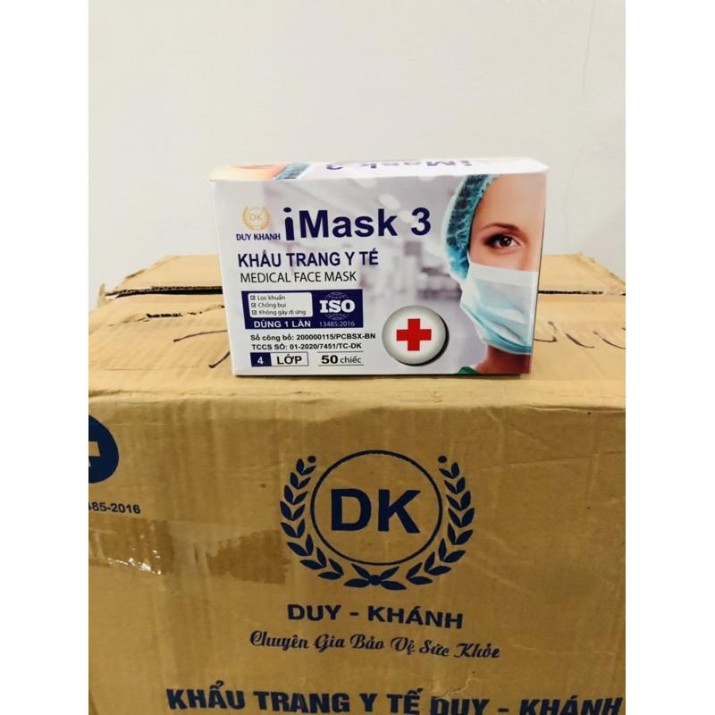 หน้ากากอนามัย IMASK สีดำ ยกลัง 50 กล่อง