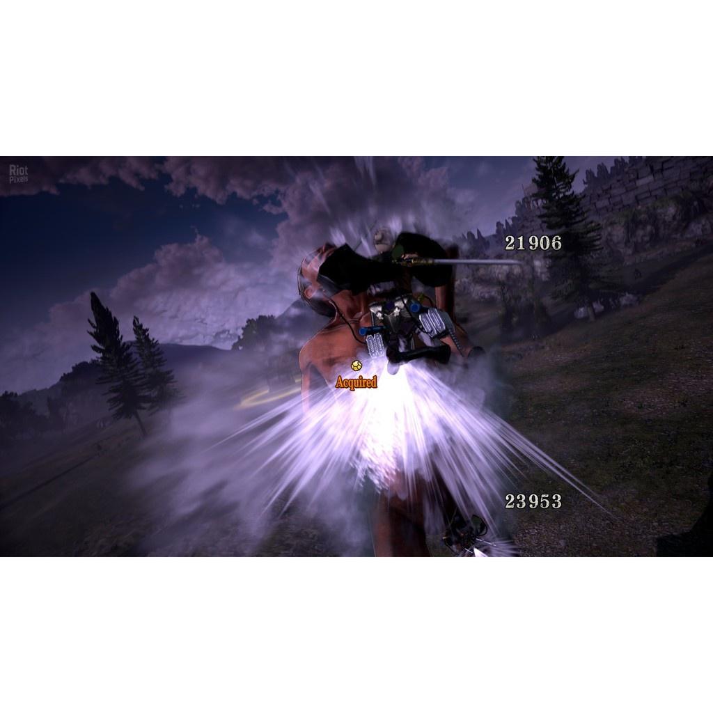 [PC GAME] แผ่นเกมส์ Attack on Titan 2: Final Battle PC BE72