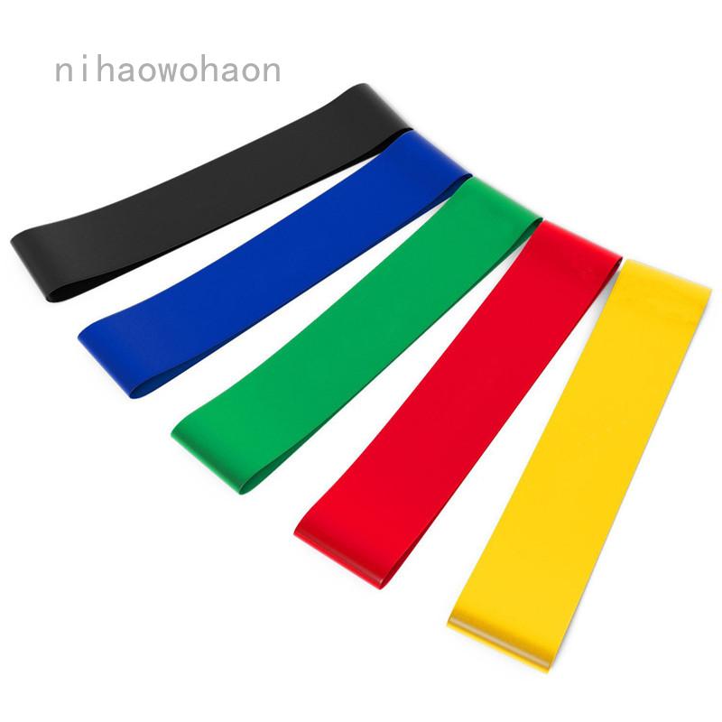 Nihaowohaon ยางยืดออกกําลังกาย 1 ชิ้น