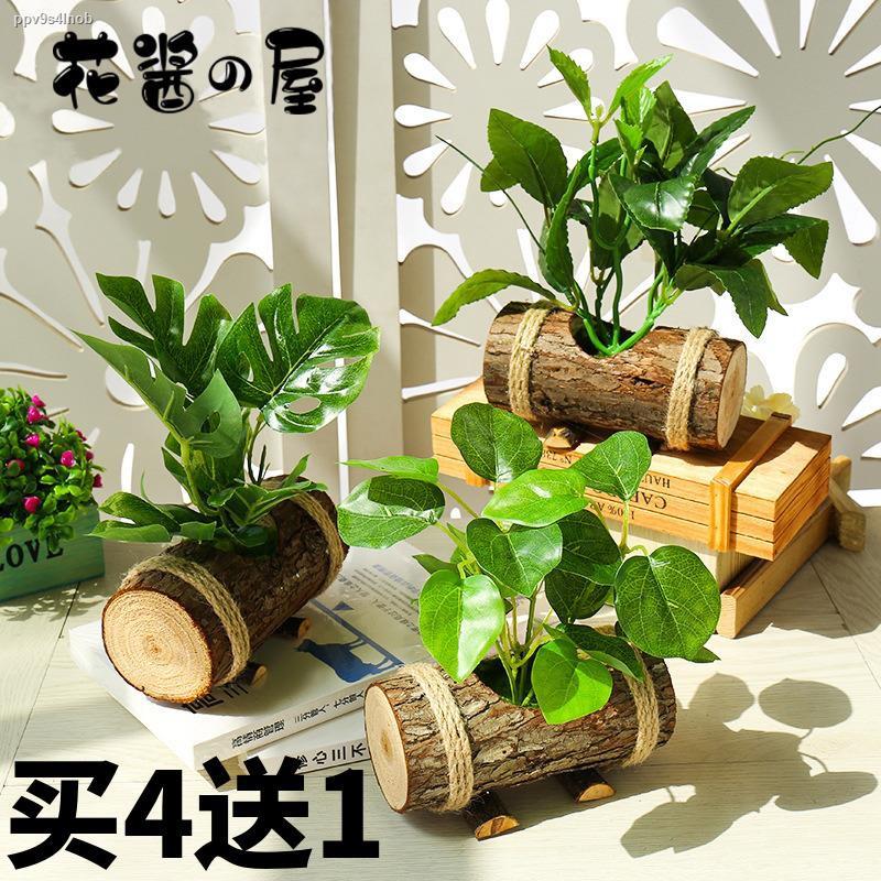 การจำลองพันธุ์ไม้อวบน้ำ✗♈►พืชเทียม Nordic ปลอมสีเขียว Dill potted Creative succulent พืชสีเขียวตกแต่งห้องนั่งเล่นเดสก์ท็