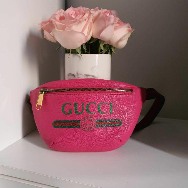 Used Gucci belt bag mini