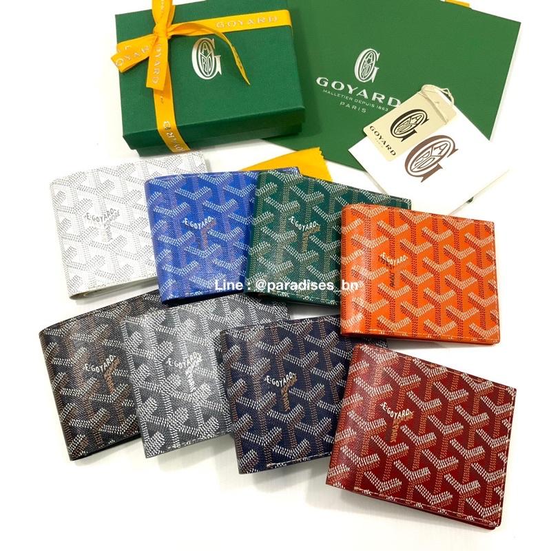 Goyard 8 Cards Wallet ใส่การ์ดได้ 8 ช่อง