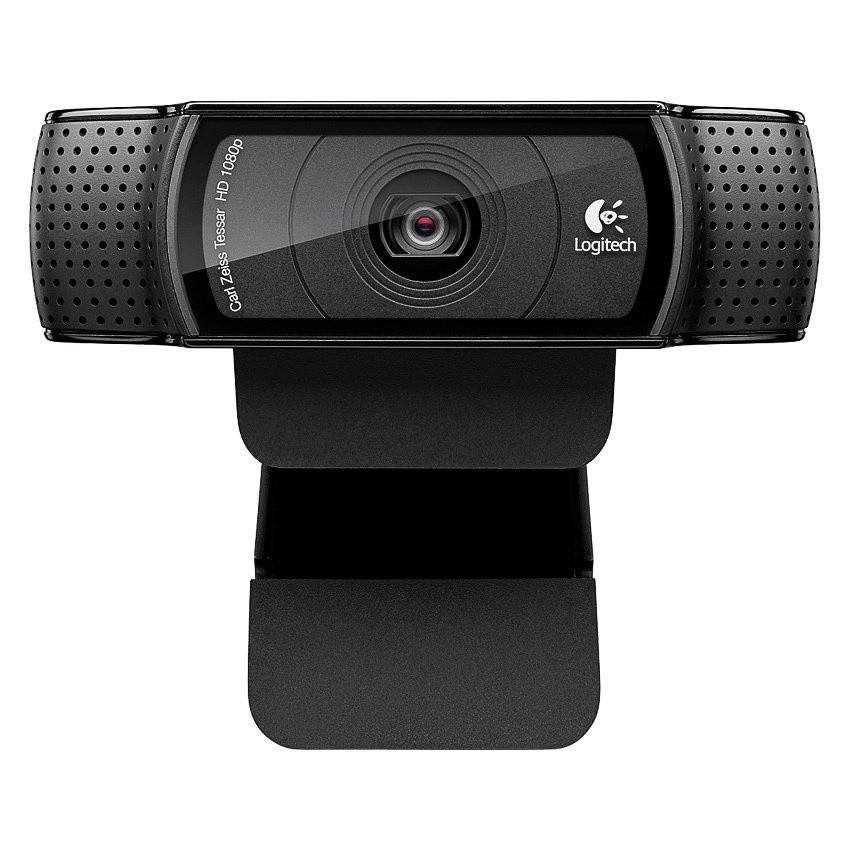 Logitech HD Pro Webcam C920 (black)