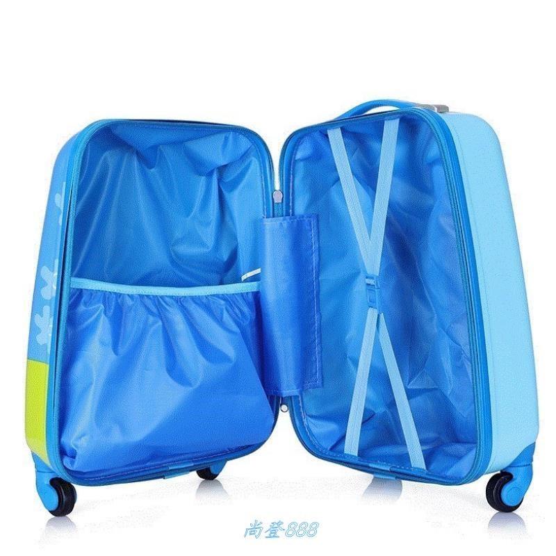 ✮℃ กระเป๋ารถเข็นเดินทาง กระเป๋าเดินทางพกพา . การเดินทางกระเป๋าเดินทางเด็กรถเข็นเด็กผู้ชายและเด็กผู้หญิงกระเป๋าเดินทางการ