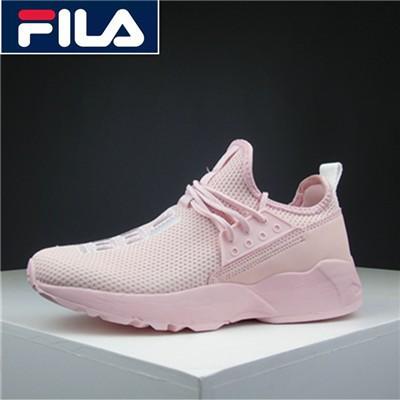 รองเท้าผ้าใบรองเท้าผู้หญิงของ FILA รองเท้าวิ่ง