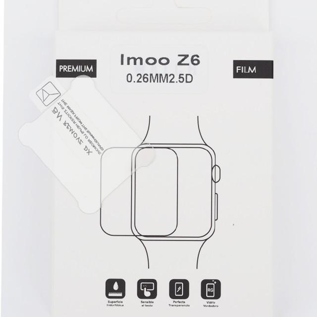 ฟิล์มกระจก IMOO Z2 (ตรงรุ่น-ไม่เต็มจอ-เว้นกล้อง) Z2 (รุ่นเทียบ-เต็มจอ-ทับกล้อง) Z3 Z5 Z6 นาฬิกาโทรศัพท์ไอมู่ ไอโม่ ไอโมข