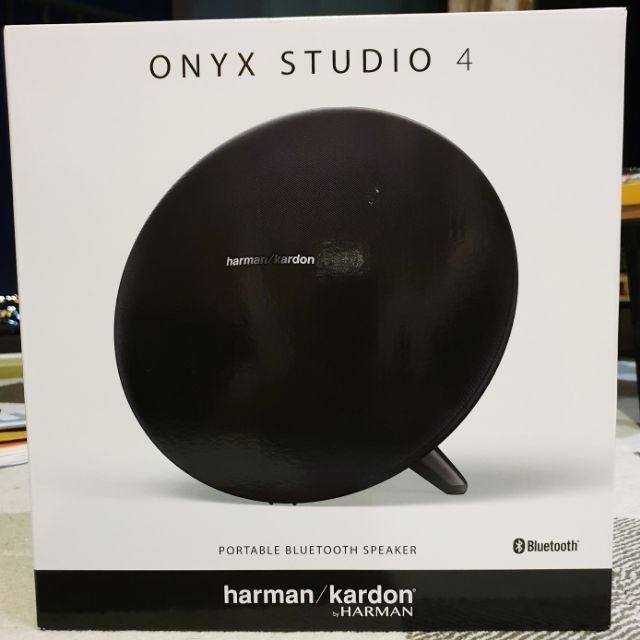 ลำโพงบลูทูธ HARMAN KARDON Onyx Studio4 ของใหม่ ยังไม่แกะกล่อง