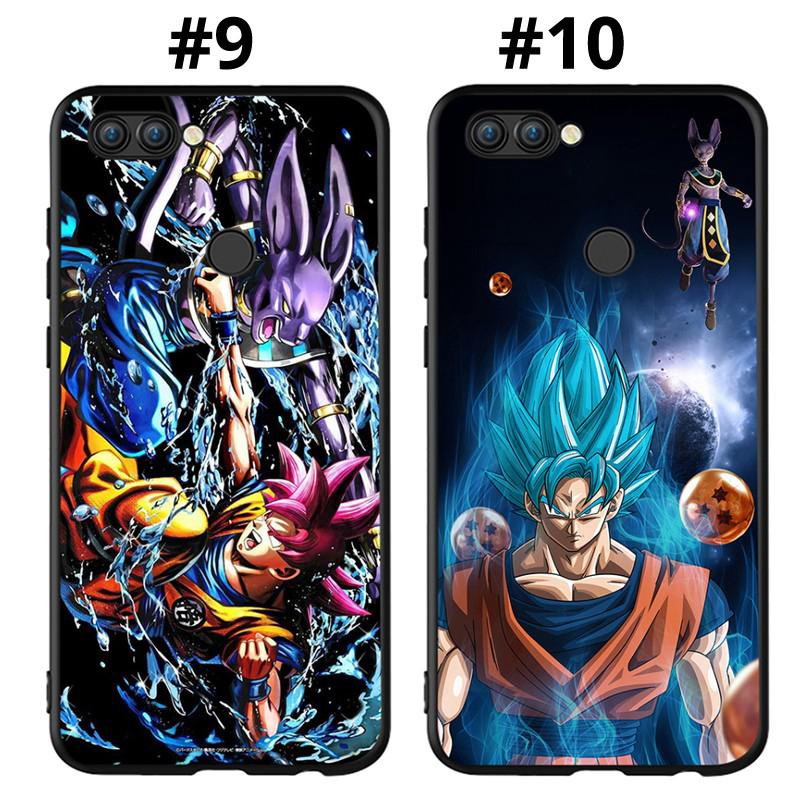 coque huawei p smart dragon ball