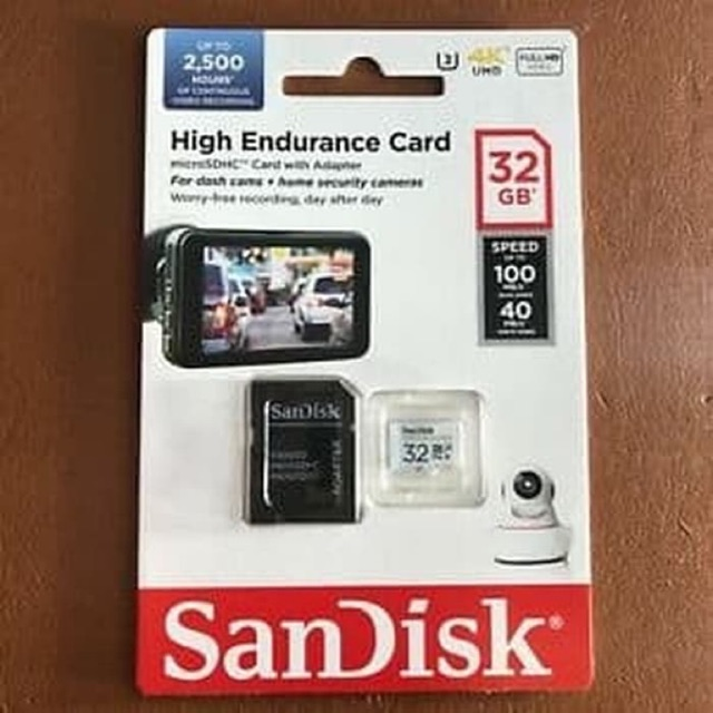 กล้องวิดีโอ Cro 32GB Sd เพิ่มความสมดุลสูง