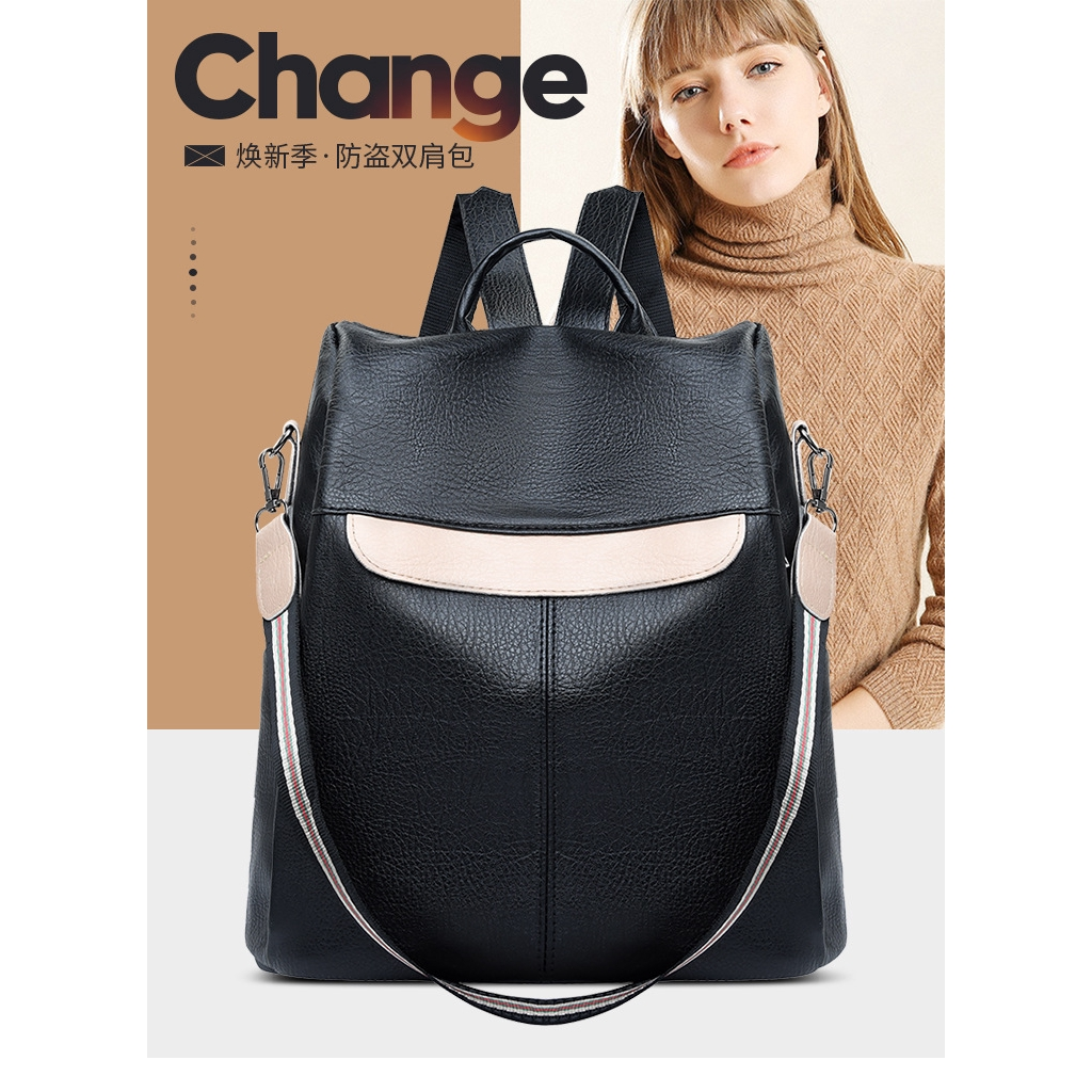 กระเป๋าเป้สะพายหลังกระเป๋าเดินทาง 32x17 X 32 สําหรับผู้หญิง