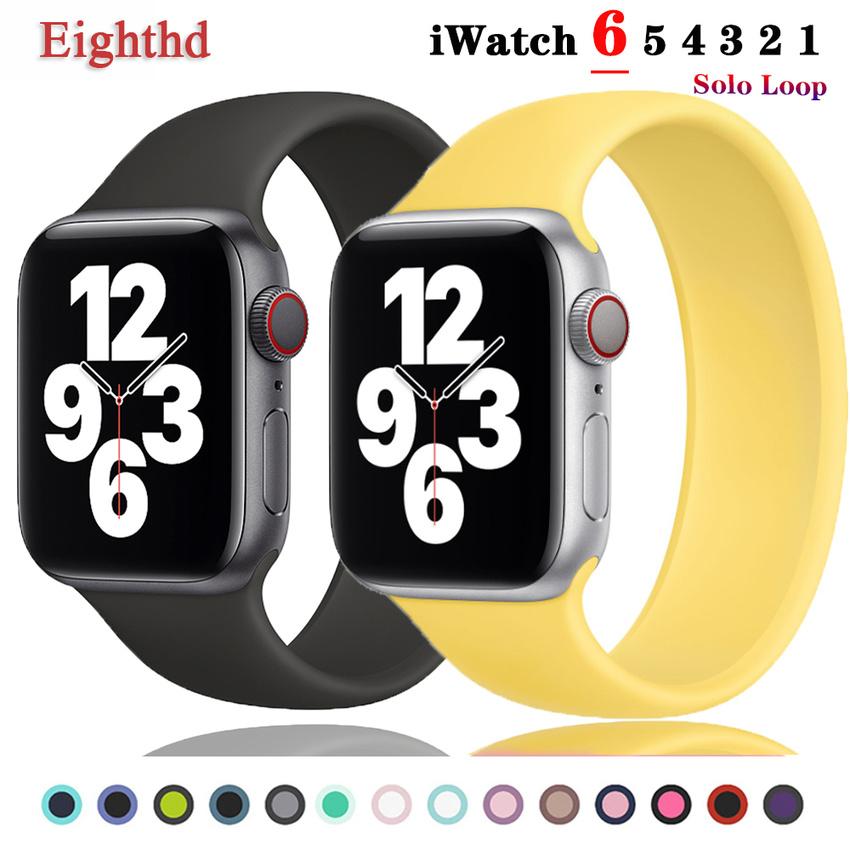 สายนาฬิกาข้อมือสําหรับ Apple Watch Band 44 มม . 40 มม . Iwatch Band 38 มม . 42 มม . สําหรับ Series 6 5 4 3 2 Se