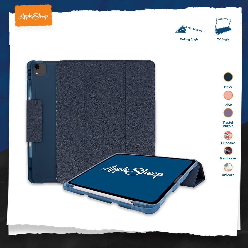 ✓✵[พร้อมส่ง] เคส iPad Pro 11 2021 Trifold สำหรับ iPad Pro 11 2021 Gen3 เคสไอแพดโปร 11 2021 Applesheep Trifold [พร้อมส่ง]