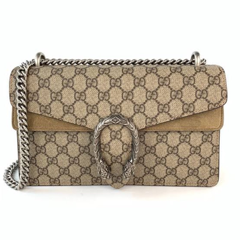 กระเป๋าแท้กระเป๋าแท้กระเป๋าแท้Gucci Dionysus Small Bag พร้อมส่ง ของแท้100%