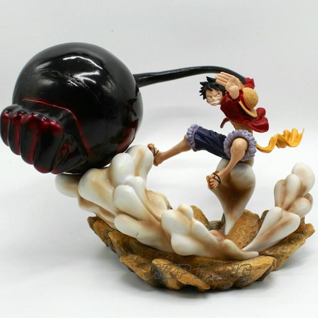 Onepiece Luffy Figure ฟิกเกอร์ โมเดล ลูฟี่ วันพีช