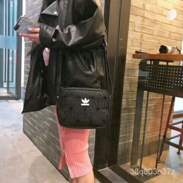 OLYN [Ready Stock] Adidas 3D X Issey Miyake Mini Airliner Sling Bag 6 colors