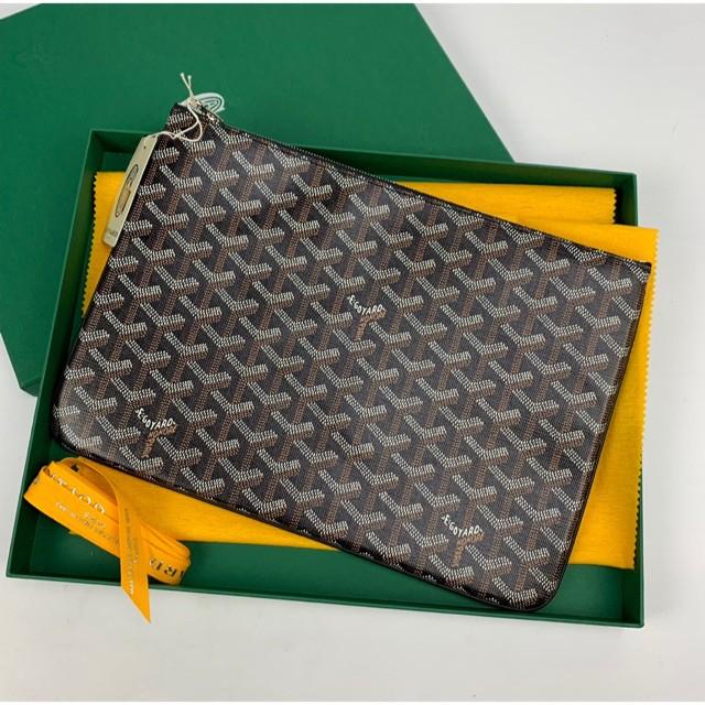 Goyard clutch พร้อมส่ง ของแท้ 100%【การจัดซื้อ】