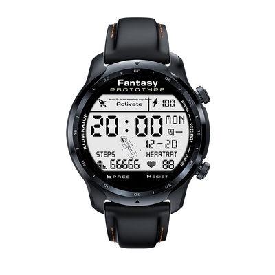 ☨ℂเครื่องประดับเครื่องประดับ[ผลิตภัณฑ์เรือธงใหม่/อายุการใช้งานแบตเตอรี่45วัน/ชิป Qualcomm 4100] นาฬิกาสมาร์ทโฟน Ticwatch