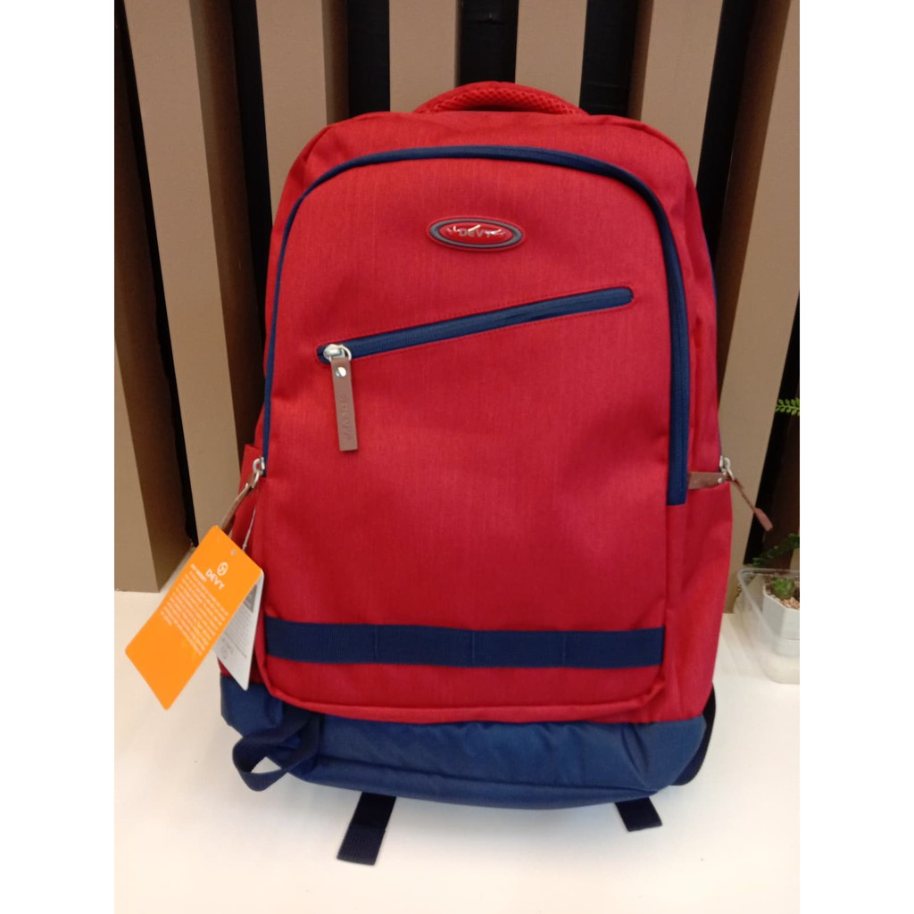 กระเป๋าเป้ DEVY สีแดง
