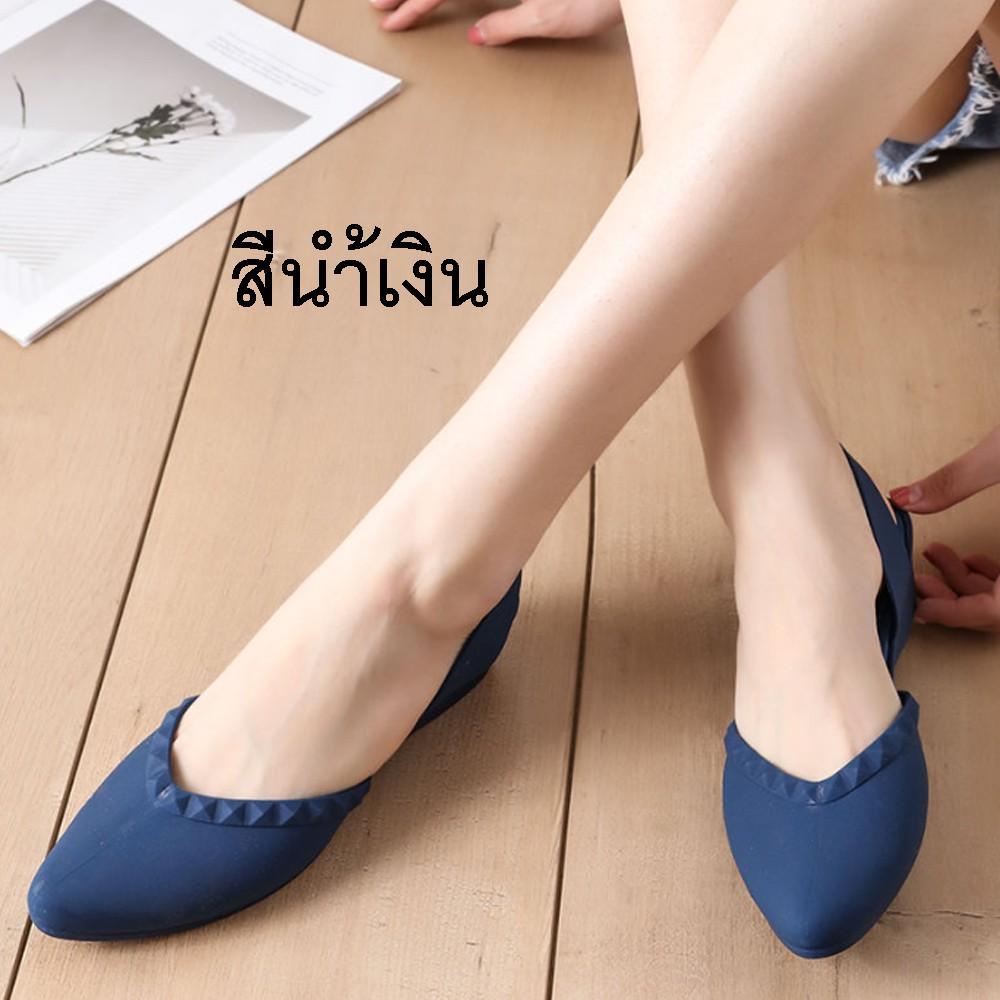 ✐❈รองเท้าคัชชูหัวแหลม มีส้น รองเท้าคัชชู รองเท้าสวย รองเท้าแฟชั่น หัวแหลม สวย รองเท้าผู้หญิง