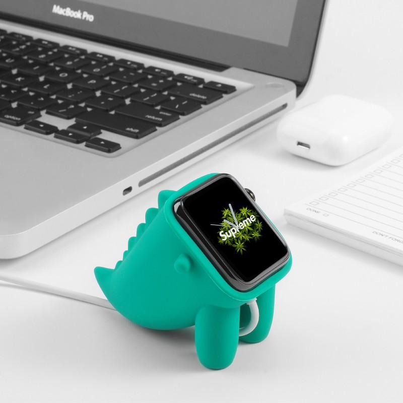 แท่นชาร์จซิลิโคนสําหรับ Applewatch