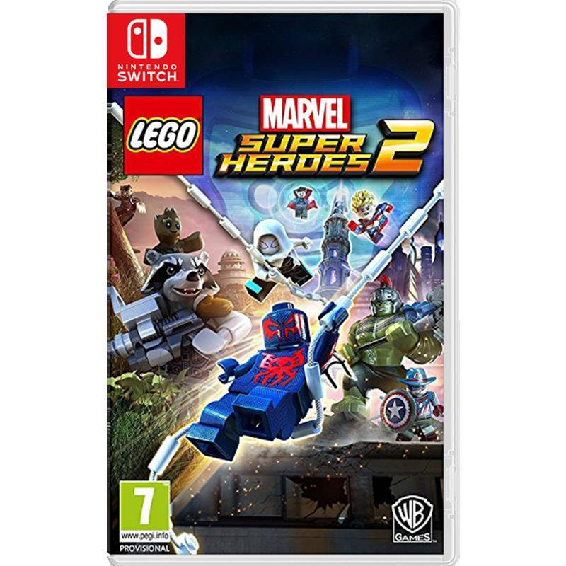 สวิทช์เกม Lego Marvel Superhero 2 Lego