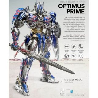Review COMICAVE CFTF22AEOPN 1/22 Optimus Prime