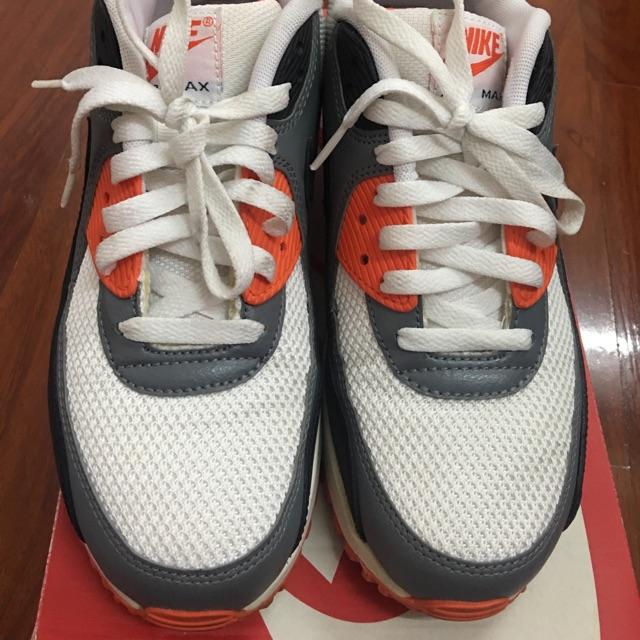 รองเท้า nike airmax 90 essential มือ2