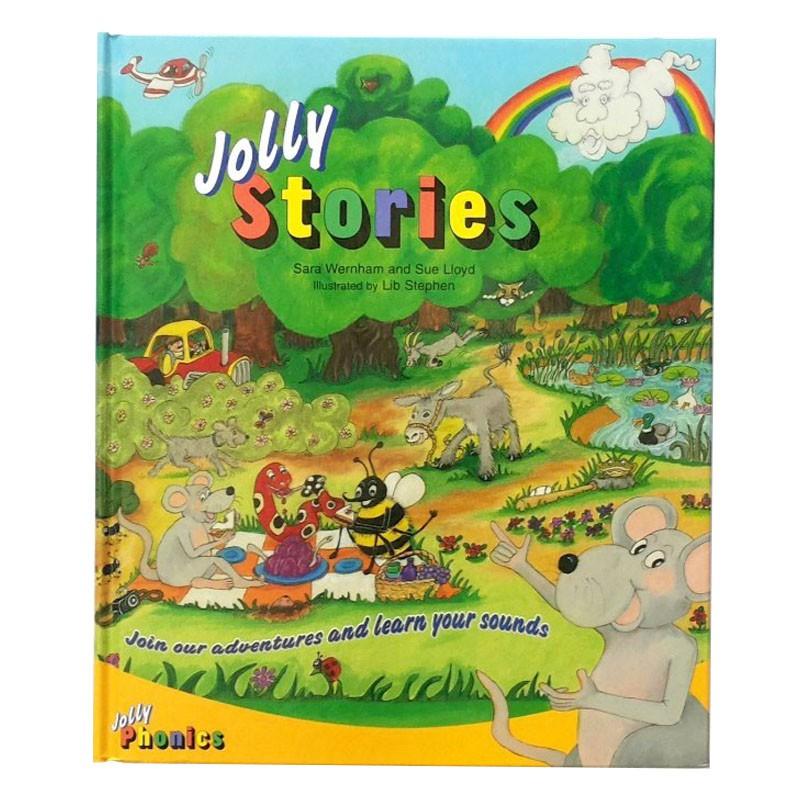 Jolly Phonic  Stories books