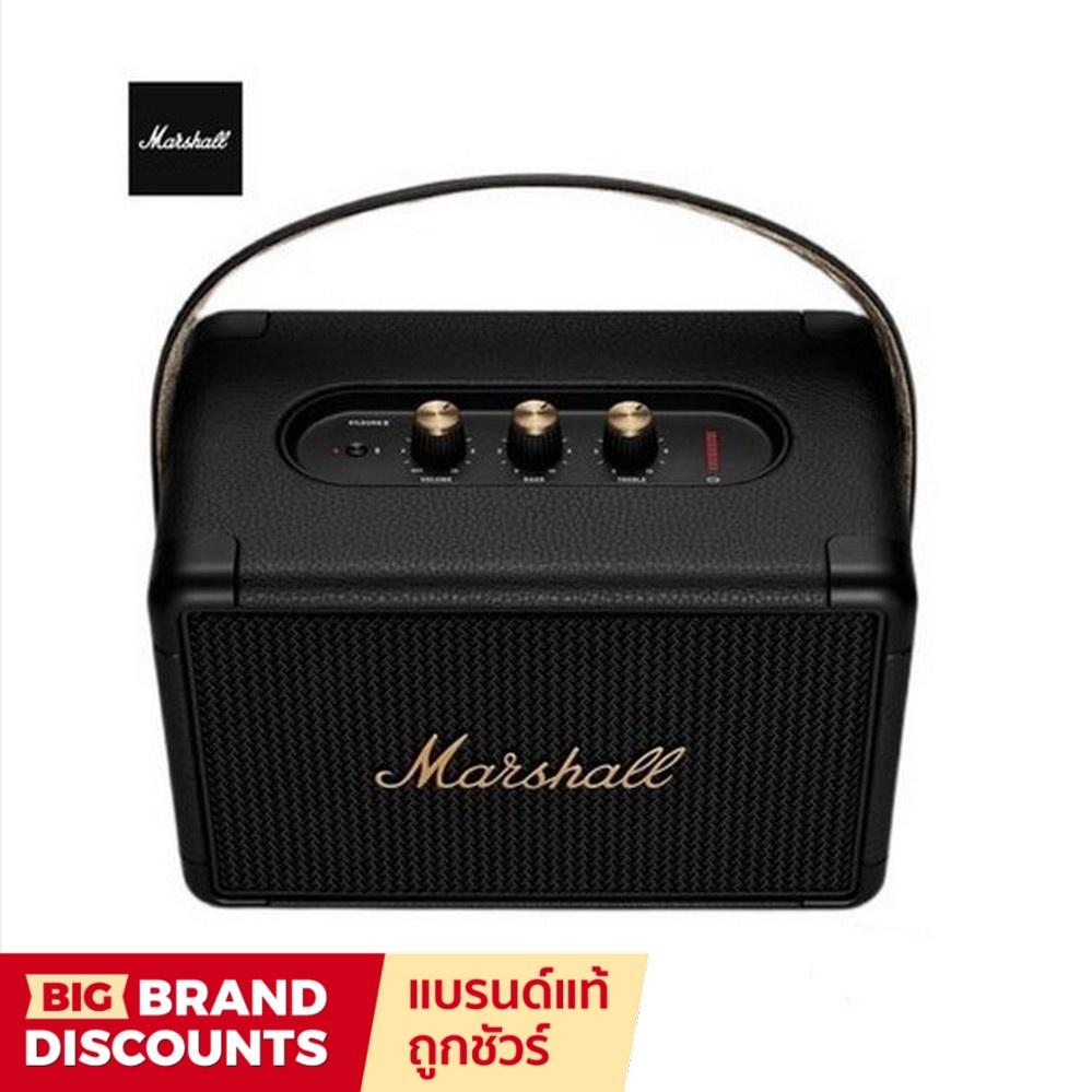 (ประกัน 1ปี)ลำโพง Marshall Kilburn II portable speakers ไร้สาย ลําโพงบลูทูธ(Rock,ซับวูฟเฟอร์)Bluetooth 5.0 เครื่อง 1881