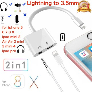 Review Apple Lightning to 3.5 mm Headphone Jack+Charge Adapter