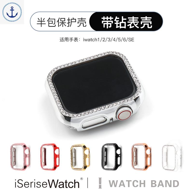 Iserisewatch เคสนาฬิกาใสสําหรับ Applewatch